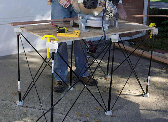 Centipede Tool Portable work system