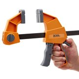 "24"" HD One Hand Pistol Grip Clamp_"