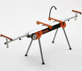 """96"""" material Support Miter Tool Stand Work Center"""